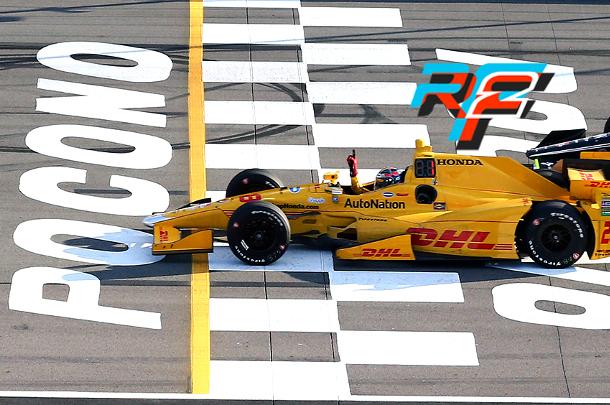 VRC Indycar 2018 - Round 8 - Pocono