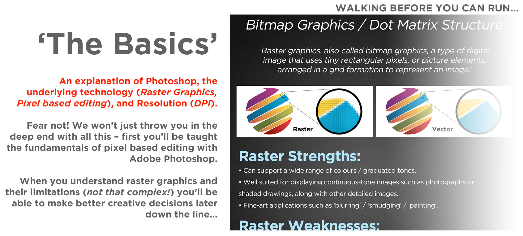 the basics learn creative photomanipulation photoshop video training