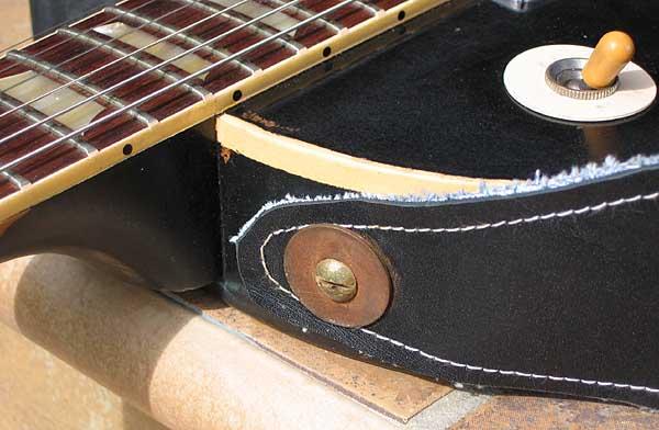 enganche guitarra - partes de la guitarra