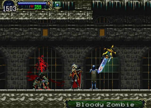 Castlevania-Symphony-of-the-Night-gameplay-screenshot-2