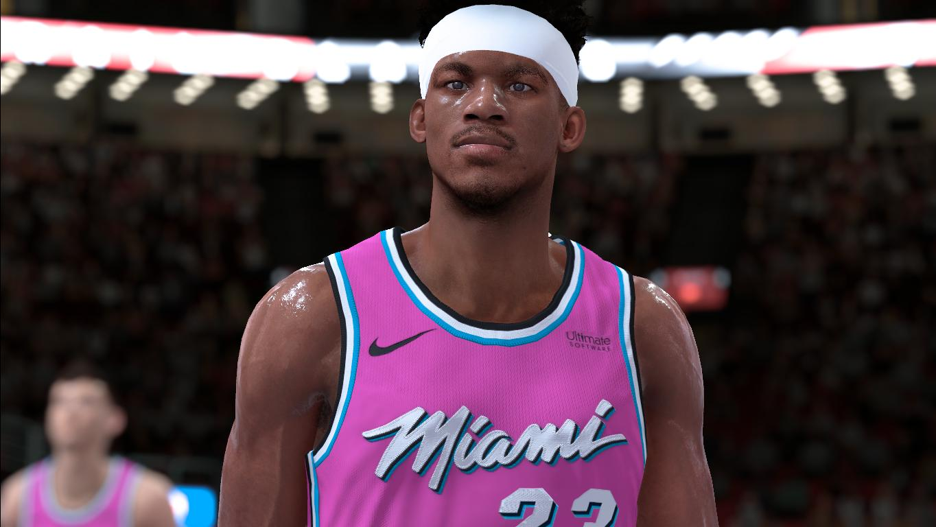 at V2 - ModdingWay 2K19 Butler Jimmy NBA
