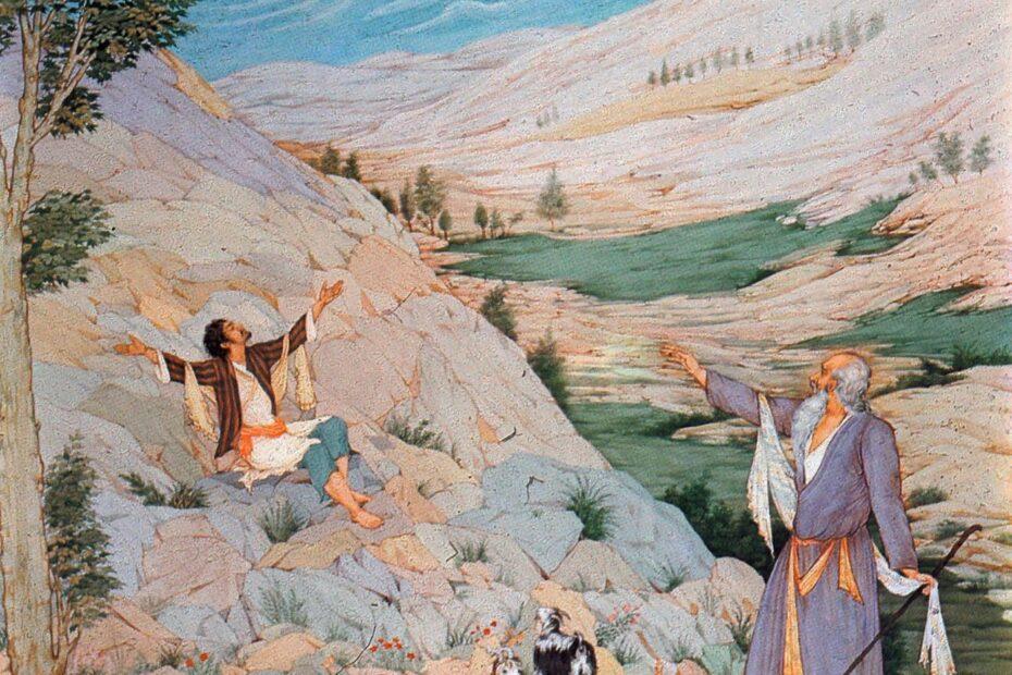 """সূফী গল্পঃ """"একই প্রশ্নের বিভিন্ন উত্তর"""""""