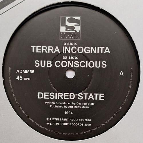 Download Desired State - Terra Incognita / Sub Conscious mp3
