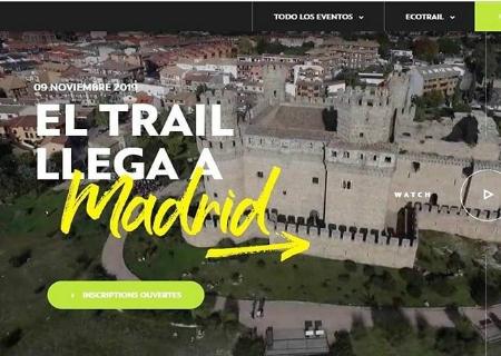 El 9 de Noviembre llega la IV Edición EcoTrail Madrid