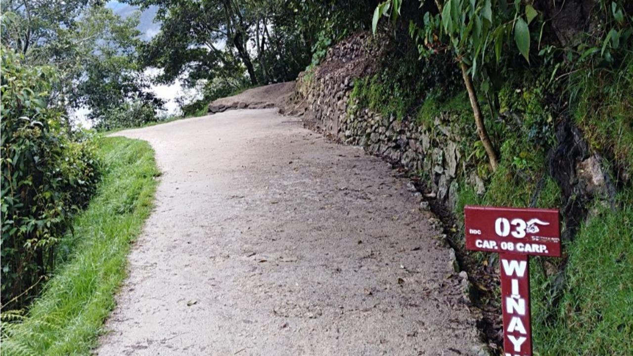 Suspenden uso del campamento 3 del Camino Inca a Machu Picchu