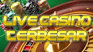 Live casino Terbesar dan Terpercaya Indonesia