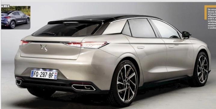 2021 DS Automobiles DS 4 II (D41) 37