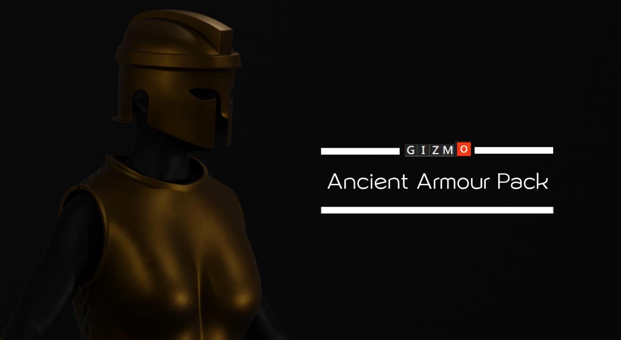 Ancient Armour Pack / Комплект Древних доспехов