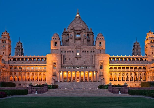 Visit These 10 Incredible Palace Hotels In India To Experience Luxury At Its Best