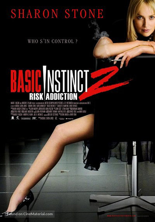 18+ Basic Instinct 2 (2006) Unrated Dual Audio Hindi 400MB BluRay Download
