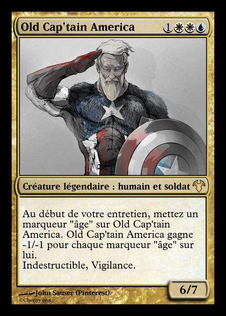 Old-Cap-tain-America