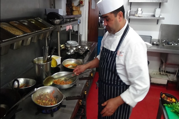 Restaurant Cooking Tools