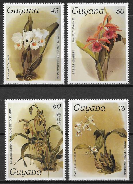 O Guyana 1688