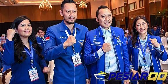 Intip Harta Kekayaan AHY & Ibas Anak Presiden ke-6 RI SBY