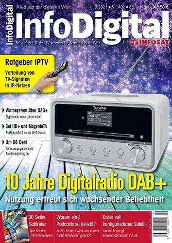 Cover: Info Digital Magazin September No 09 2021