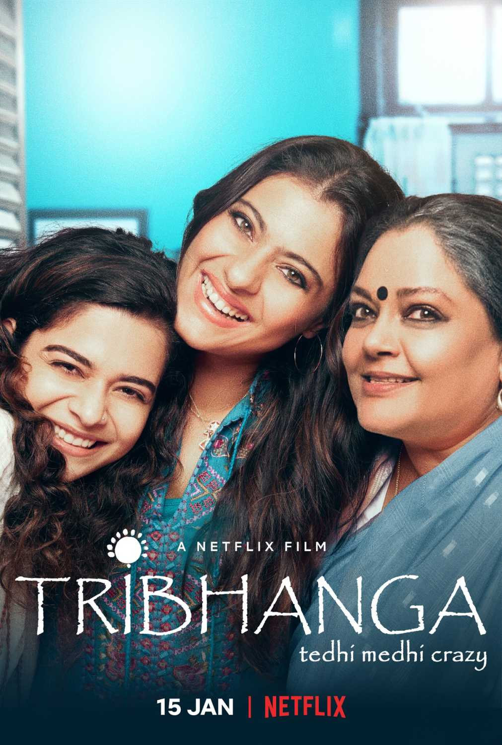 Tribhanga (2021) Hindi Movie HDRip 720p AAC