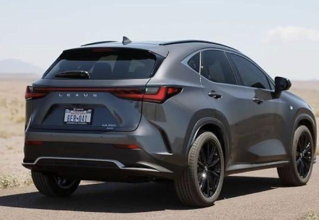 2021 - [Lexus] NX II - Page 2 666-C845-D-8-C75-4-D37-8-C06-C18745-FB4271