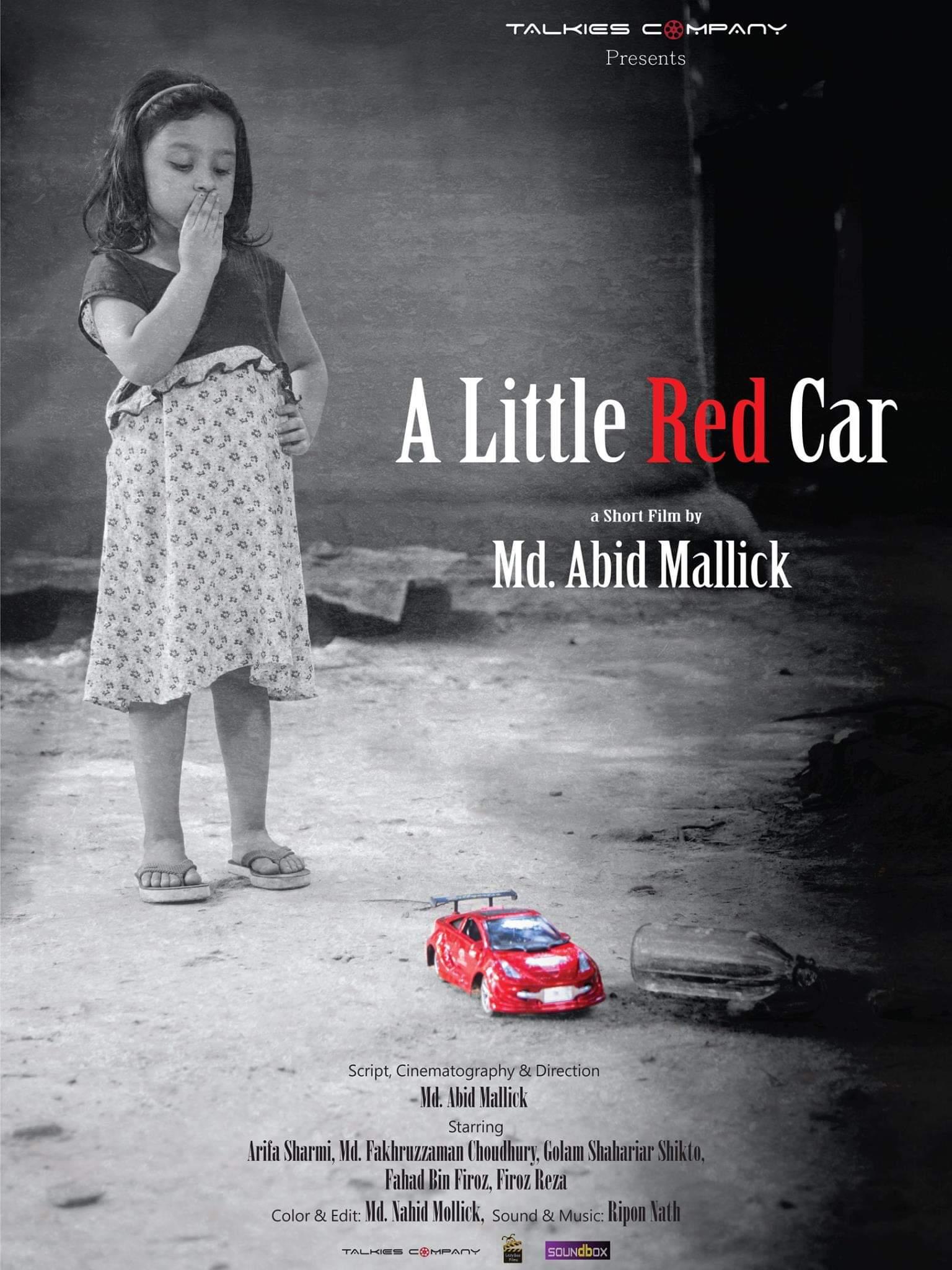 A Little RED Car (2018) Bengali WEB-Rip - 480P | 720P - x264