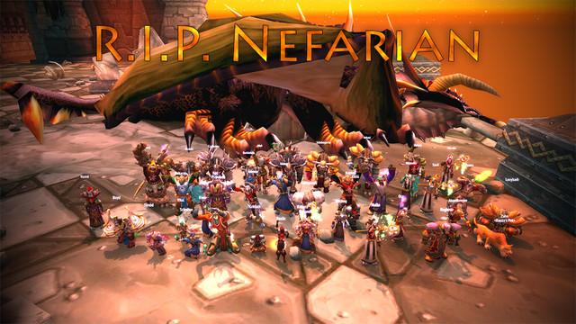 RIP-Nefarian
