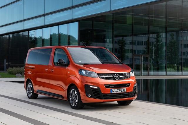 De l'électricité dans l'air : l'Opel Zafira-e Life tout électrique en vente à partir de 51 500 euros bonus environnemental déduit Opel-Zafira-e-512829