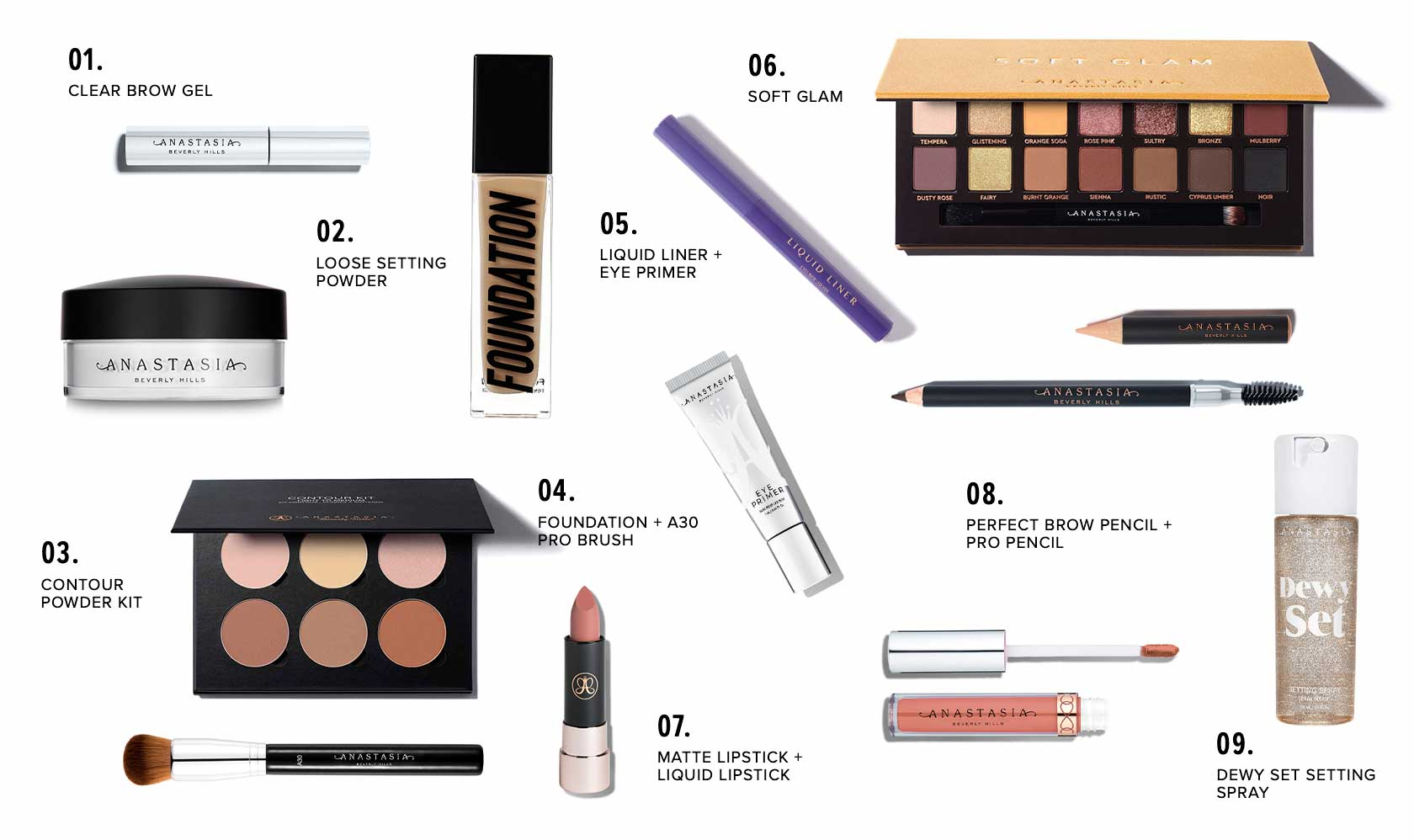 get-the-look-products