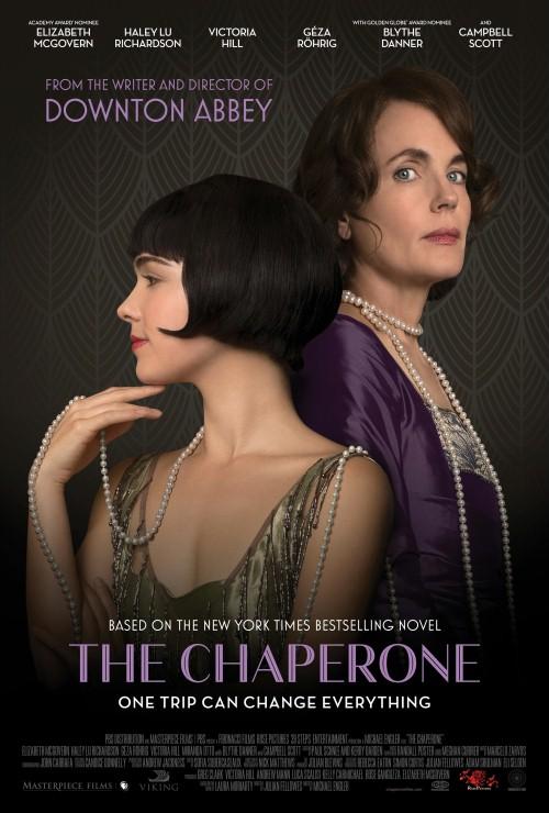 The Chaperone (2018) PLSUBBED.WEB-DL.x264.DD5.1-FOX / Napisy PL