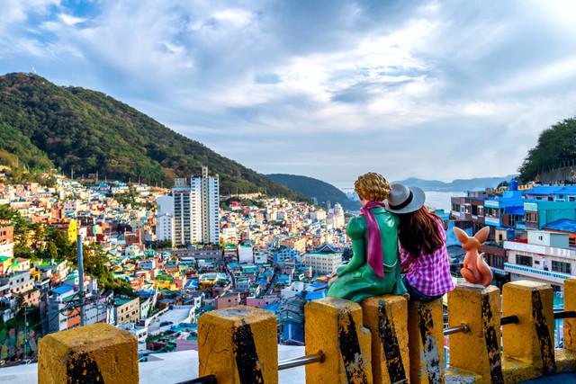 Gamcheon-Cultural-Village