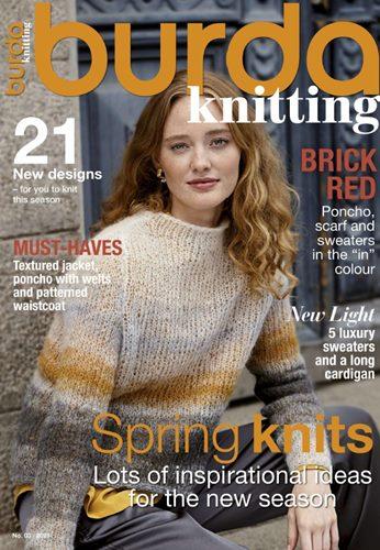 Burda Knitting №3 2021