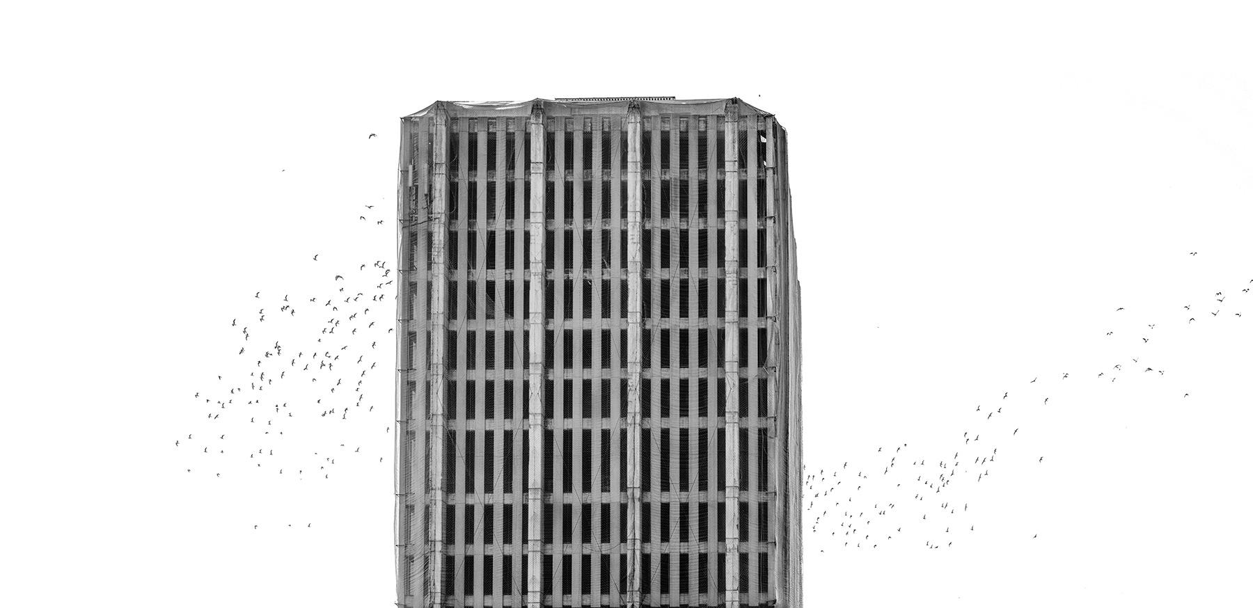 La torre elevada