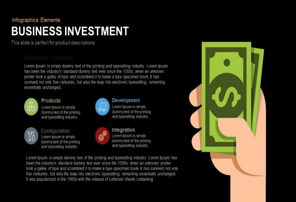 Conventional Business Investment Plans