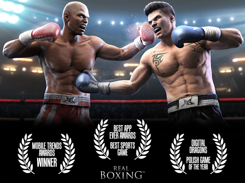 Real Boxing (MOD, Unlimited Coins)