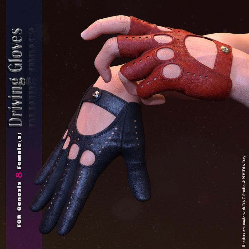 Driving Gloves for Genesis 8 Female(s)