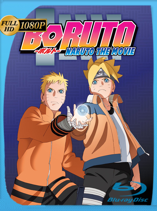 Boruto: Naruto the Movie BD [1080p] Subtitulado – kurosakikun0