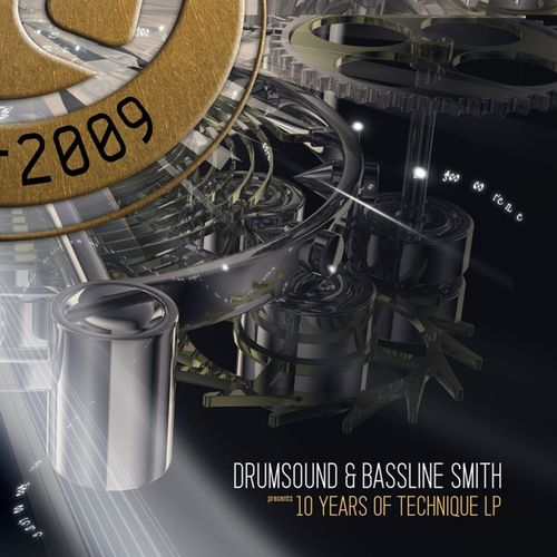 VA - Drumsound & Bassline Smith Presents 10 Years Of Technique LP 2009