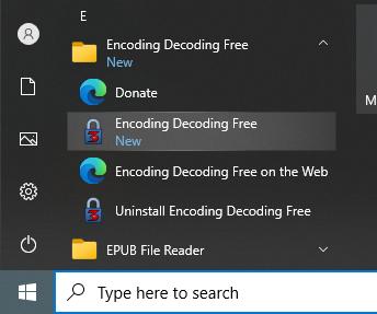 mengenskripsi file dengan aplikasi