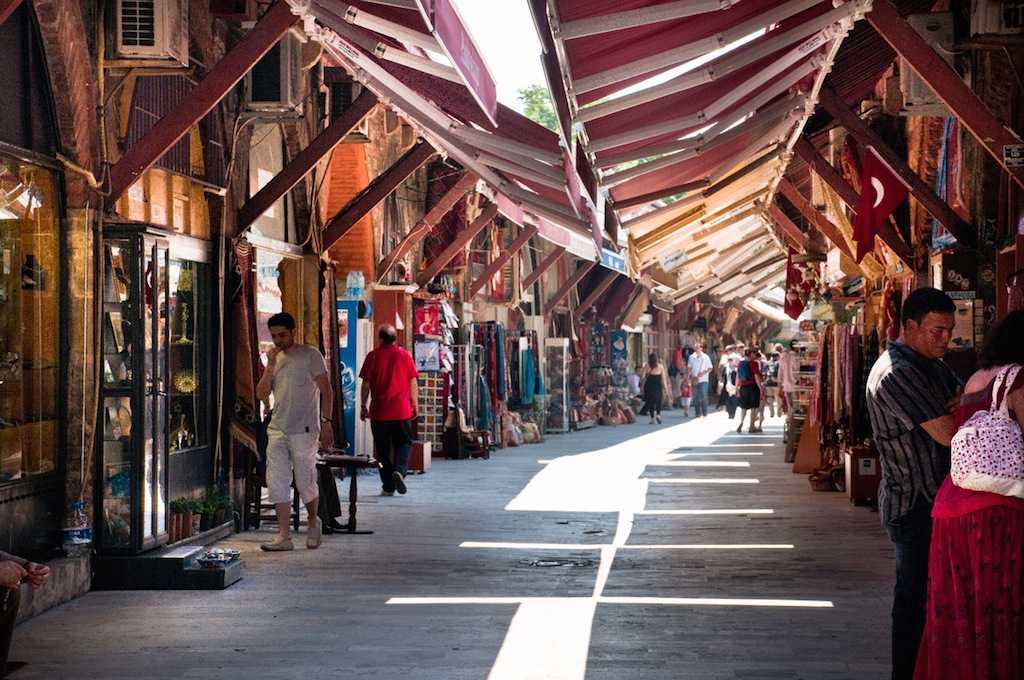 الاماكن السياحية في اسطنبول