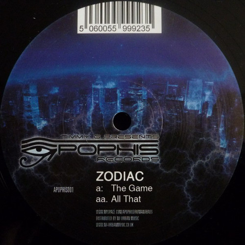 Zodiac - The Game / All That 2009