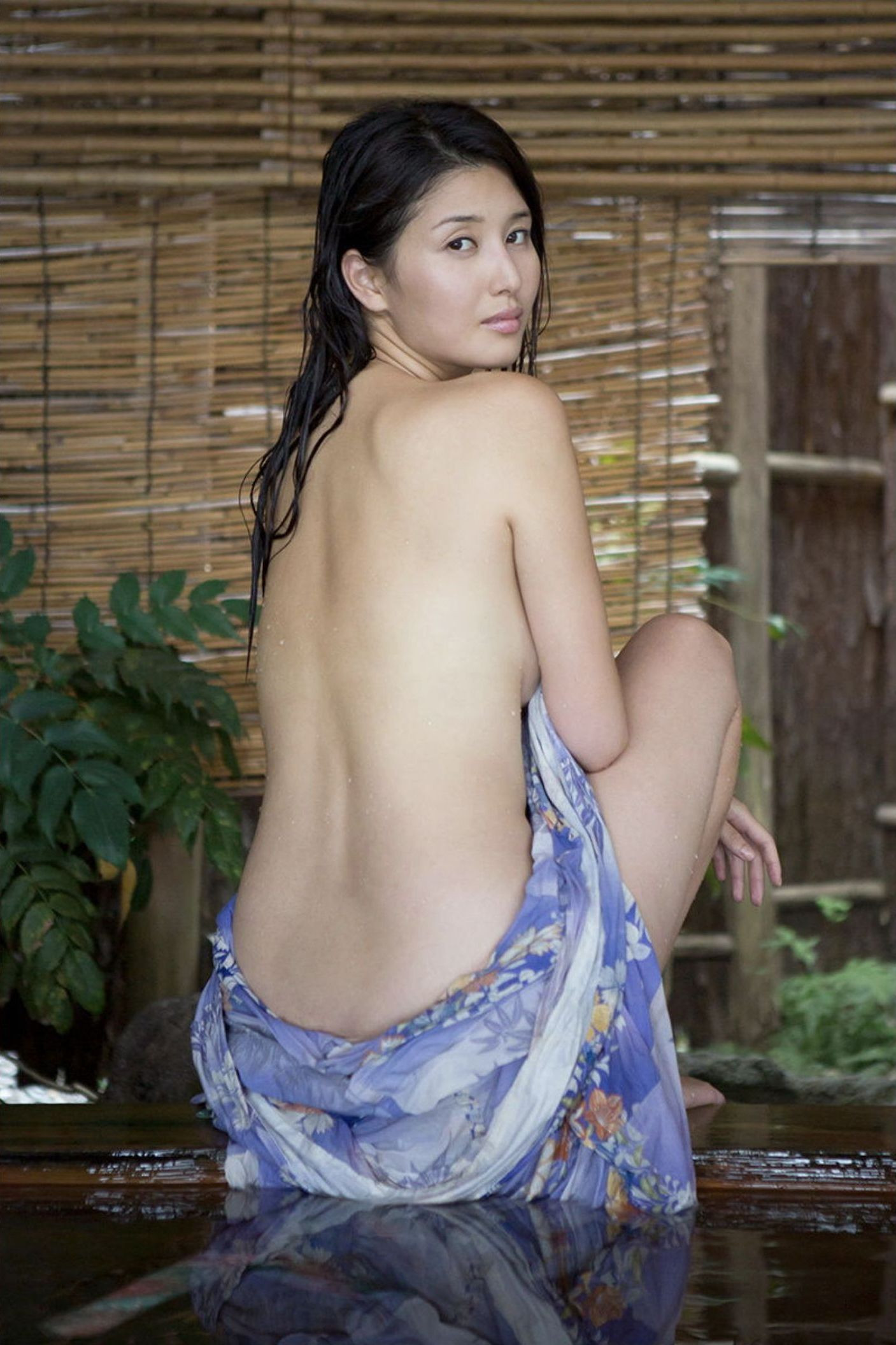『愛の記憶』橋本マナミ デジタル写真集 035