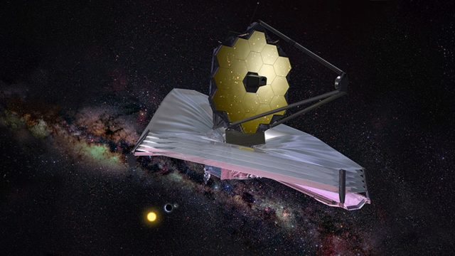 James Webb Uzay Teleskobu (JWST)