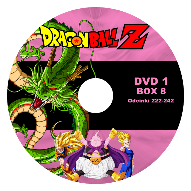 dbz81 Disca