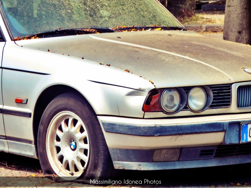 Auto Abbandonate - Pagina 19 Bmw-E34-Touring-525-tds-2-5-143cv-CA757-RV-10