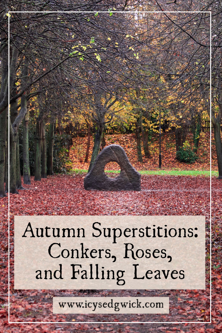 Autumn is a time of both beauty and bad weather. Find out how people prepared for the worst with these autumn superstitions.