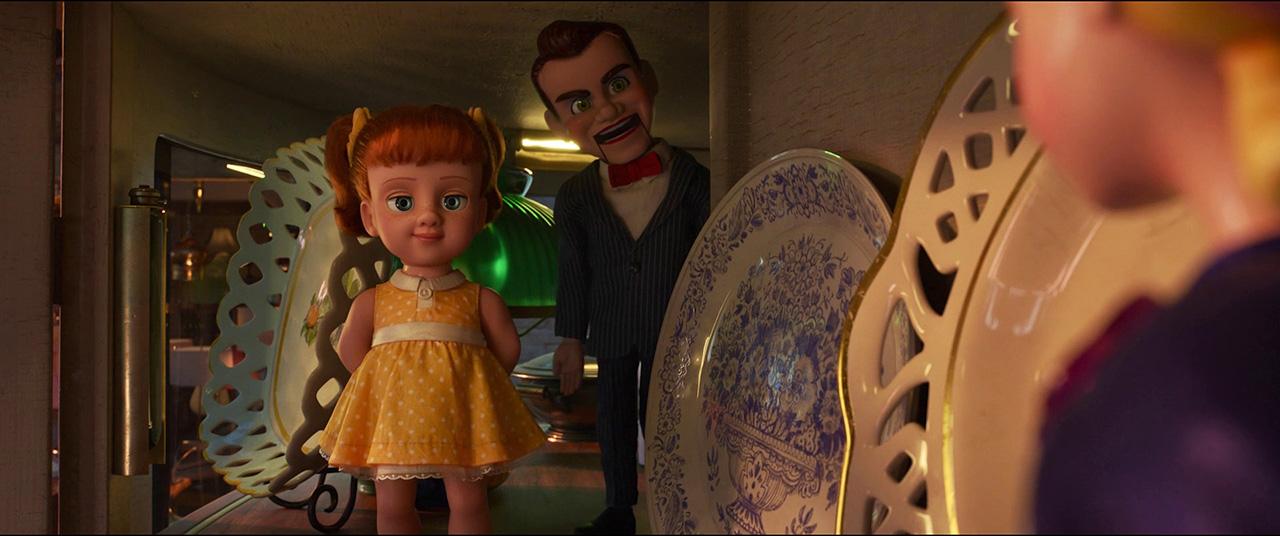 Oyuncak Hikayesi 4 | Toy Story 4 | 2019 | BDRip | XviD | Türkçe Dublaj | m720p - m1080p | BluRay | Dual | TR-EN | Tek Link