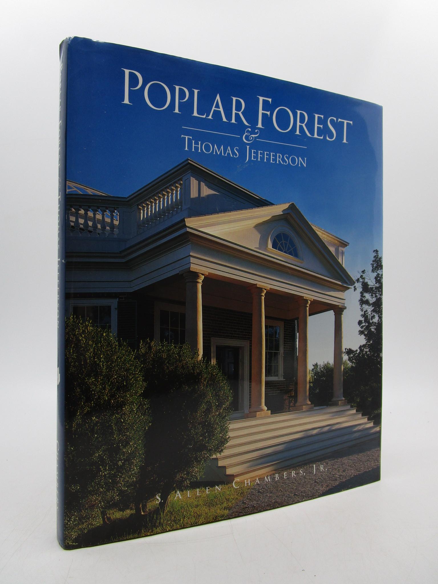 Image for Poplar Forest & Thomas Jefferson