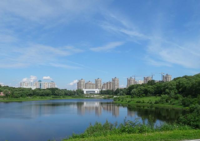 Озеро Борисоглебское