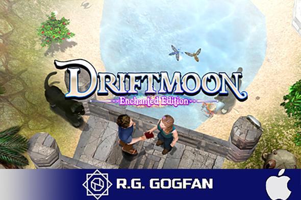 Driftmoon Enchanted Edition (Instant Kingdom) (ENG) [DL|GOG] / [macOS]
