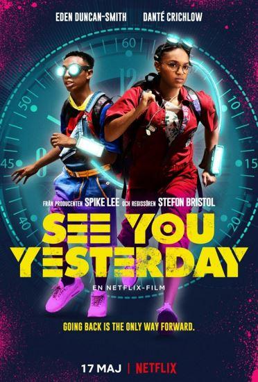 Do zobaczenia wczoraj / See You Yesterday (2019) PL.NF.WEB-DL.XviD-KiT | Lektor PL
