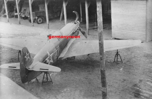 SOVIET-A-f-YAKOVLEV-YAK-9-1940s
