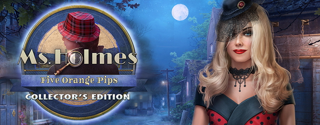 Ms. Holmes 2: Five Orange Pips Collector's Edition (v.Final)