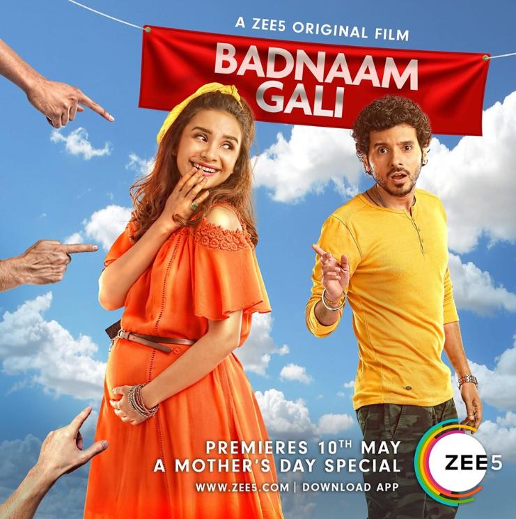 Badnaam Gali 2019 Hindi Movie Web-dl x264 AC3